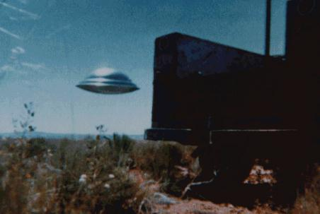 Ufos, Area 51 and the things we're not being told